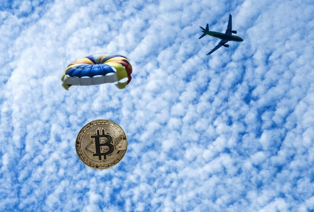 How to participate in Airdrops?