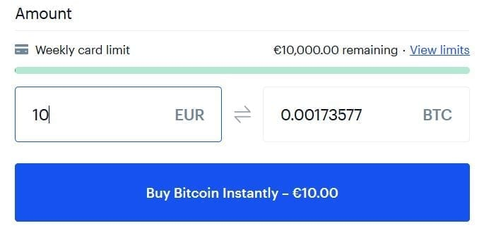 buy coinbase